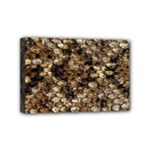 Snake Print	Mini Canvas 6  x 4  (Stretched)