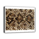 Snake Print	Canvas 10  x 8  (Stretched)