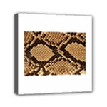 Snake Print Big	Mini Canvas 6  x 6  (Stretched)
