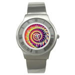 Fractal34 Stainless Steel Watch