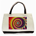 Fractal34 Classic Tote Bag (Two Sides)