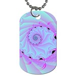 Fractal34 Dog Tag (Two Sides)