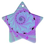 Fractal34 Star Ornament (Two Sides)