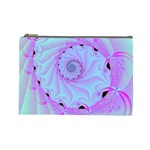 Fractal34 Cosmetic Bag (Large)