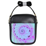 Fractal34 Girls Sling Bag