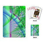 Fractal34 Playing Cards Single Design