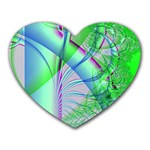 Fractal34 Mousepad (Heart)