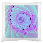 Fractal34 Large Cushion Case (One Side)