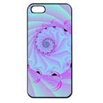 Fractal34 Apple iPhone 5 Seamless Case (Black)