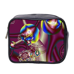 Design 10 Mini Toiletries Bag (Two Sides) from ArtsNow.com Front