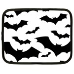 Deathrock Bats Netbook Case (Large)