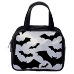 Deathrock Bats Classic Handbag (One Side)