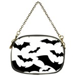 Deathrock Bats Chain Purse (One Side)