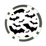 Deathrock Bats Poker Chip Card Guard (10 pack)