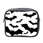 Deathrock Bats Mini Toiletries Bag (Two Sides)