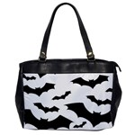 Deathrock Bats Oversize Office Handbag (One Side)