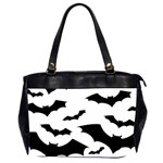 Deathrock Bats Oversize Office Handbag (Two Sides)