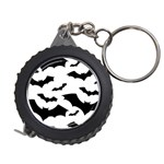 Deathrock Bats Measuring Tape