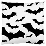 Deathrock Bats Large Cushion Case (One Side)