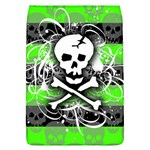 Deathrock Skull Removable Flap Cover (Large)