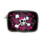 Girly Skull & Crossbones Coin Purse