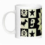 Gothic Punk Skull Night Luminous Mug