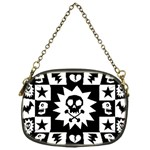 Gothic Punk Skull Chain Purse (One Side)