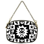 Gothic Punk Skull Chain Purse (Two Sides)