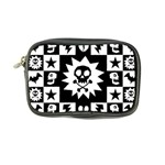 Gothic Punk Skull Coin Purse