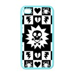 Gothic Punk Skull Apple iPhone 4 Case (Color)