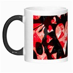 Love Heart Splatter Morph Mug