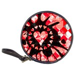 Love Heart Splatter Classic 20-CD Wallet