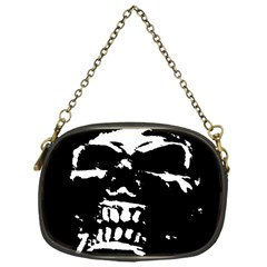 Morbid Skull Chain Purse (One Side) from ArtsNow.com Front