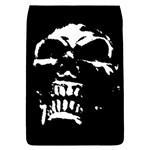 Morbid Skull Removable Flap Cover (Large)