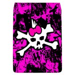 Punk Skull Princess Removable Flap Cover (Large)