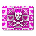 Skull Princess Small Mousepad
