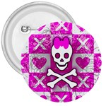 Skull Princess 3  Button