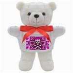 Skull Princess Teddy Bear