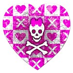 Skull Princess Jigsaw Puzzle (Heart)