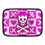 Skull Princess Netbook Case (Medium)