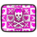 Skull Princess Netbook Case (Large)