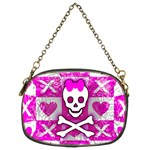 Skull Princess Chain Purse (Two Sides)