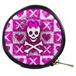 Skull Princess Mini Makeup Bag