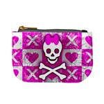 Skull Princess Mini Coin Purse