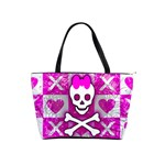 Skull Princess Classic Shoulder Handbag