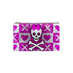Skull Princess Cosmetic Bag (Small)