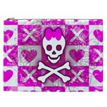 Skull Princess Cosmetic Bag (XXL)