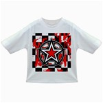 Star Checkerboard Splatter Infant/Toddler T-Shirt