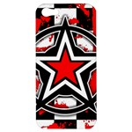 Star Checkerboard Splatter Apple iPhone 5 Hardshell Case