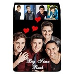 Big Time Rush Png By Lovebyselena D5voy9h Removable Flap Cover (Large)